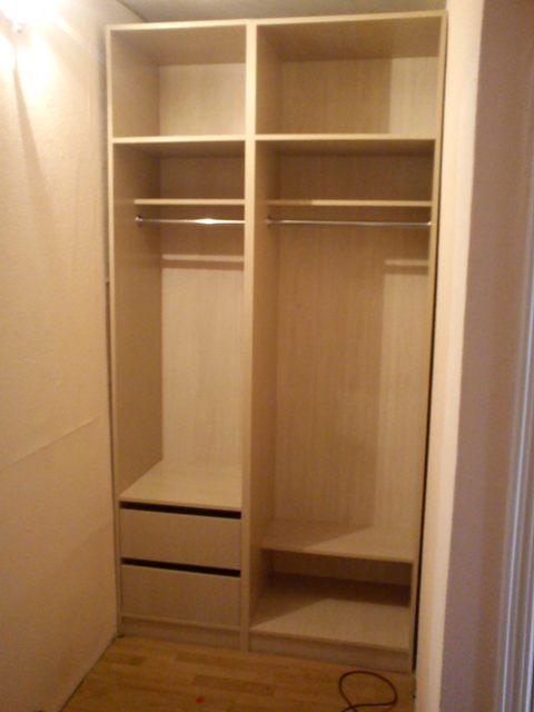 Встроенные шкафы в прихожей фото своими руками