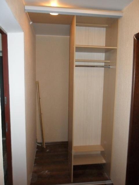 ниша в коридоре шкаф купе